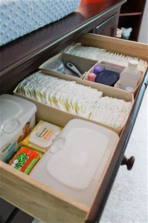 Organize Changing Table 25 Best Ideas About Changing Table Organization On Pinterest Nursery Organization Baby