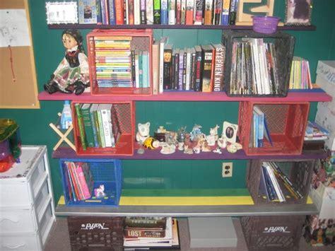 crate board shelf diy home furniture