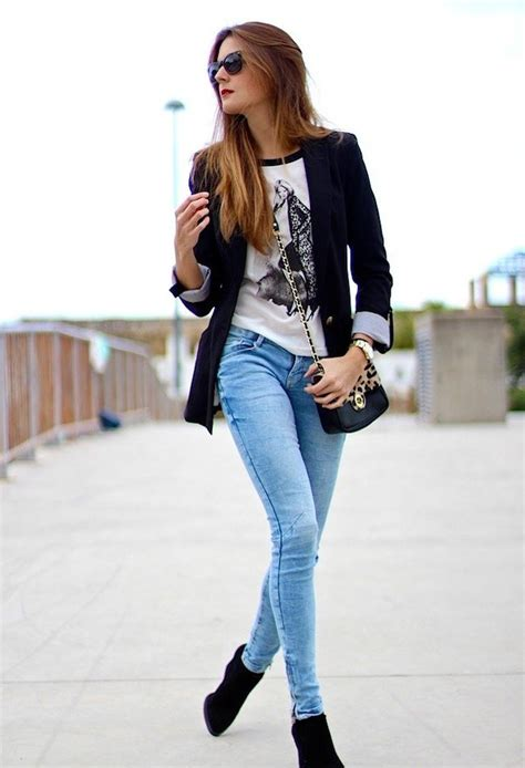 trendy blazer ideas for fall 2014 pretty designs