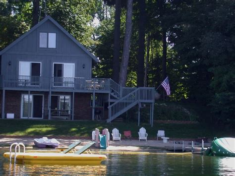 Vacation Cabin Rentals Michigan by Lakes Vacation Rental Vrbo 317949ha 4 Br