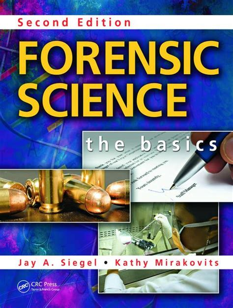 forensic pathology in civil criminal cases fourth edition books forensic science the basics second edition crc press book