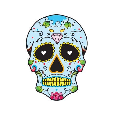 imagenes de calaveras sin color tatuajes de dise 241 o calaveras mexicanas