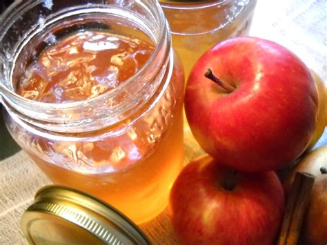 apple jelly apple cinnamon jelly harvest fare
