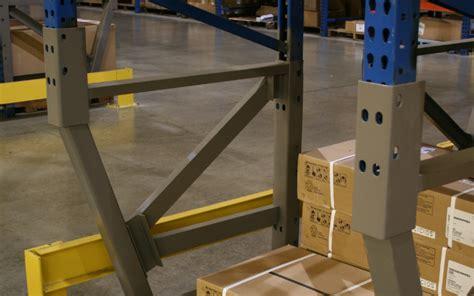 Pallet Rack Repair by Pallet Rack Repair Kits From Unarco
