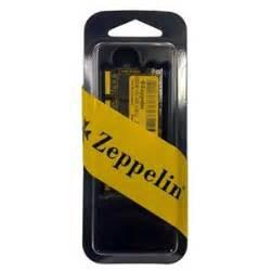 Soddim Ddr3 4gb Zeppelin zeppelin 4gb pc3 10600 ddr3 1333 sodimm ram memory 200 pin