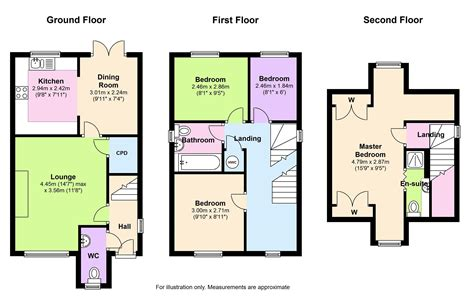 full house house layout 4 bed detached house for sale in edgewood close widnes wa8 39795921 zoopla
