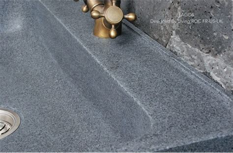 700x600 Grey Granite Stone Kitchen Sink Lagos Grey Granite Kitchen Sink