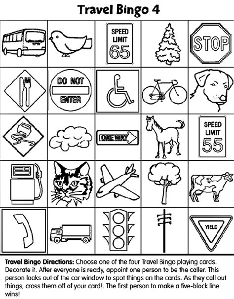free printable bingo tickets uk travel bingo 4 crayola com au