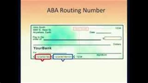 bank ach number ach trace number lookup alot