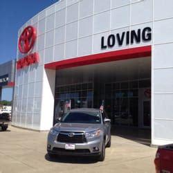 Loving Toyota Lufkin Loving Toyota Car Dealers 1807 S Medford Dr Lufkin
