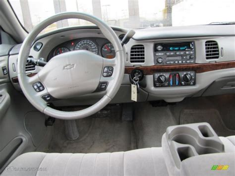 2003 chevrolet impala standard impala model dashboard
