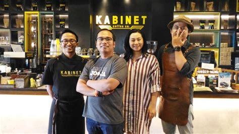 Kabinet Coffee kabinet coffee co berikan kualitas kopi asli indonesia