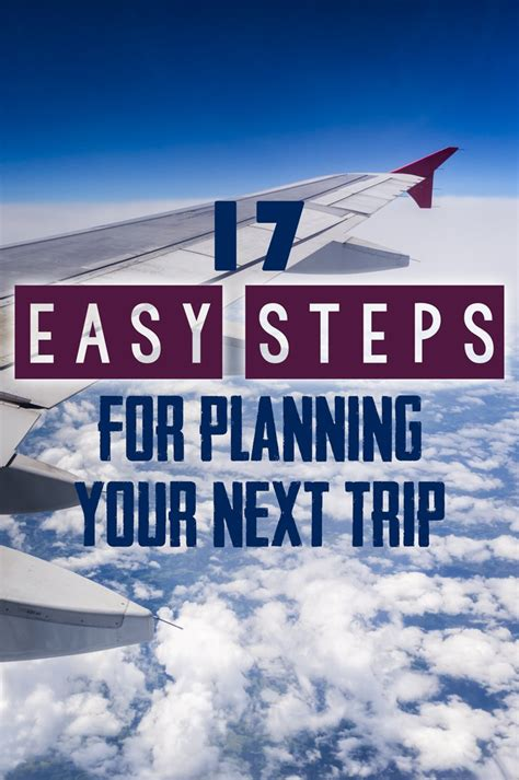 Travel Resources For Planning Your Next Trip by 17 Easy Steps For Planning Your Next Trip