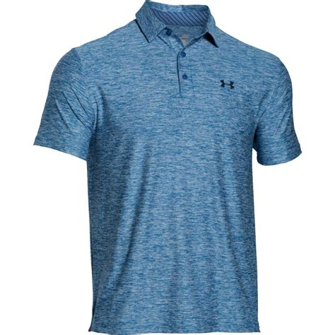T Shirt Golf Armour armour ua 2016 playoff polo performance heatgear