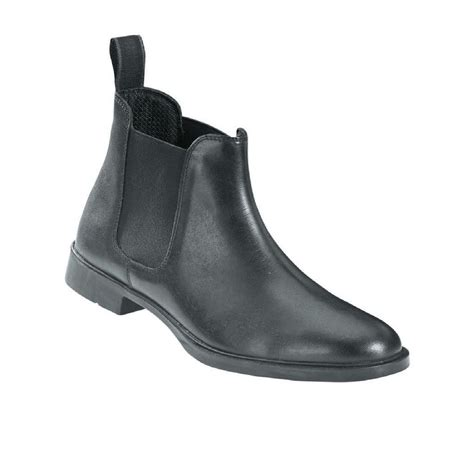 mens leather riding boots busse mens jkboots jodhpur leather ankle horse riding