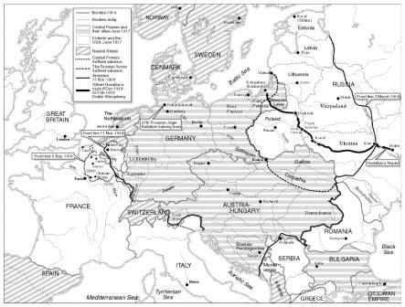 printable world war ii map world war 1 map printable