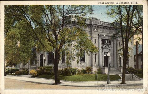 Lancaster Post Office by Post Office Lancaster Oh
