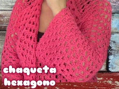 como tejer chompa d verano como hacer una chaqueta a crochet facil con un square de