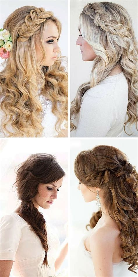 Simple Fancy Hairstyles by Bridal Hairstyles Styles And Hairstyles On