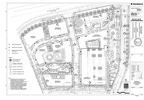 site plan site plans innovation center south