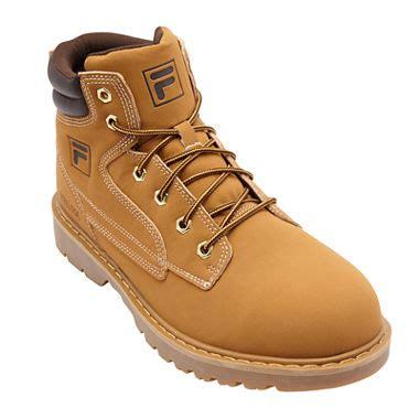 jcpenney work boots fila 174 landing steel mens steel toe work boots jcpenney