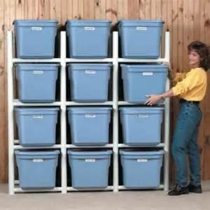 studio 5 pvc bin storage organizer