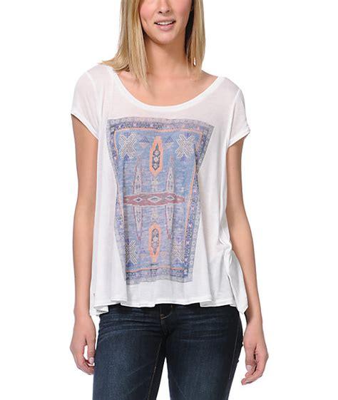 Tshirt Insight Pria Original 6 insight rug white t shirt zumiez