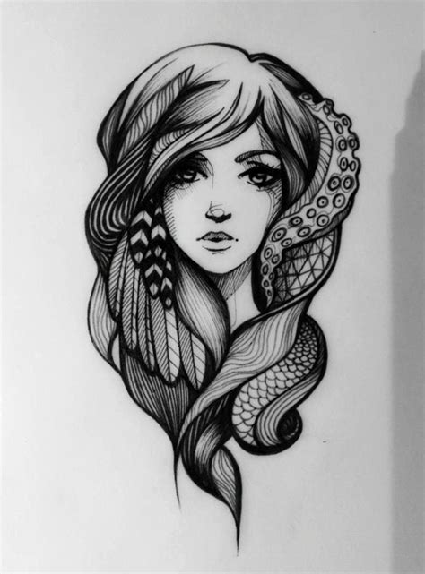 Unique drawing, maybe a tattoo idea. | Tattoos, Drawings, Art