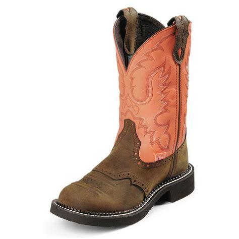 justin womans boots justin womens l9907 l9909 boots