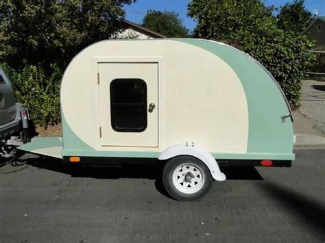 retro teardrop cer rare french teardrop trailer makes teardrop trailer