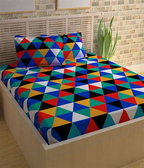 100 best bed sheet material story home 120 tc 100 story home 100 cotton 120 tc doublebedsheet with 2 pillow