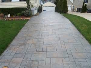 Good looking stamped concrete driveway 394858 home design ideas