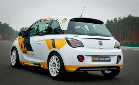 Opel Nl by Opel Nl Kijkt Voorzichtig Naar Inzet Rally Adam