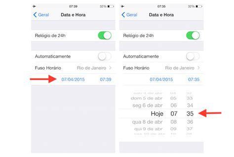 como mudar layout do iphone como mudar a hora e data no iphone manualmente dicas e