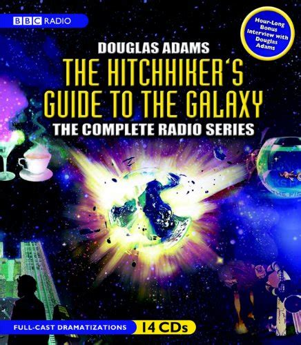 douglas the hitchhiker trilogy best book series that you read that is not well