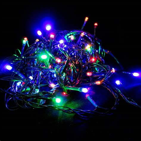 top 28 led christmas light strands 50 light purple led
