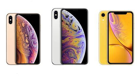 iphone xs xs max und iphone xr der gro 223 e vergleich handy de