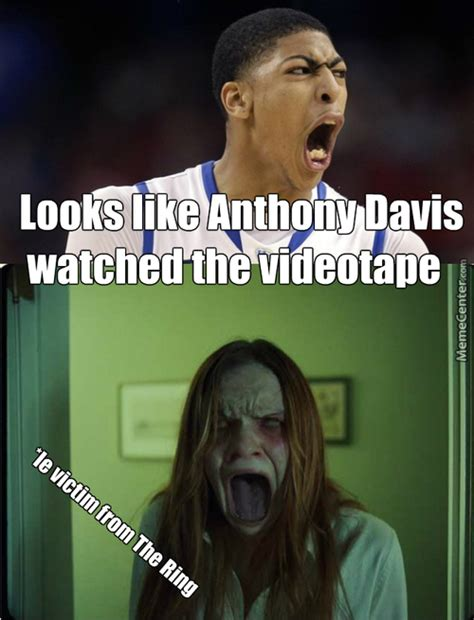 anthony davis memes best collection of funny anthony