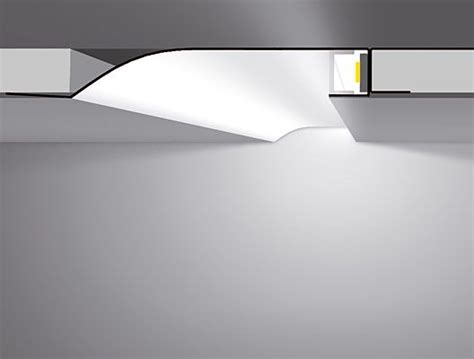 led cove lighting profile 27 best images about lights recessed on pinterest