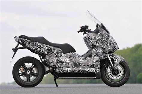 Roller Oder Motorrad Sicherer by Bmw E Roller Modellnews