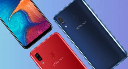 Samsung A10 Xataka by Samsung Galaxy A20e Vs Samsung Galaxy A20 Comparativa De Caracter 237 Sticas Y Precio