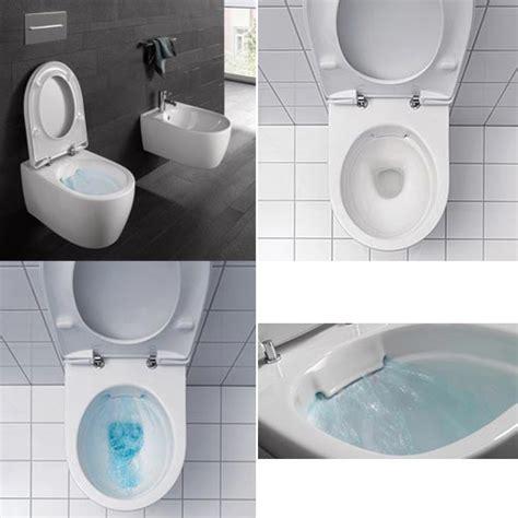 Sphinx Toilet 345 Rimfree by Sphinx 345 Rimfree En Geberit Duofresh