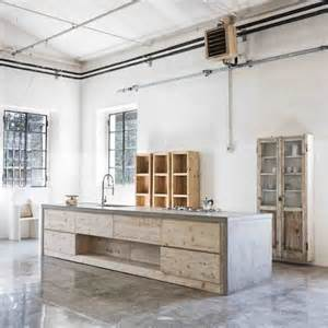 Concrete Kitchen Cabinets by Concrete Kitchens