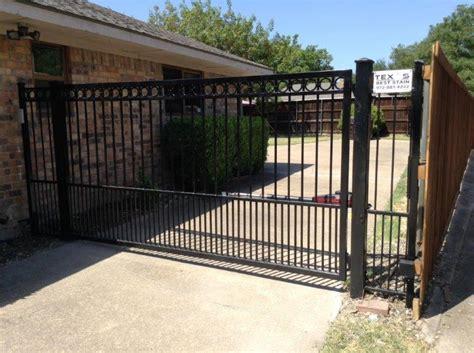 automatic swing gates automatic swing gates texas best stain