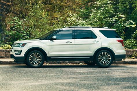 2017 Ford Explorer 2017 Ford Explorer Overview The News Wheel
