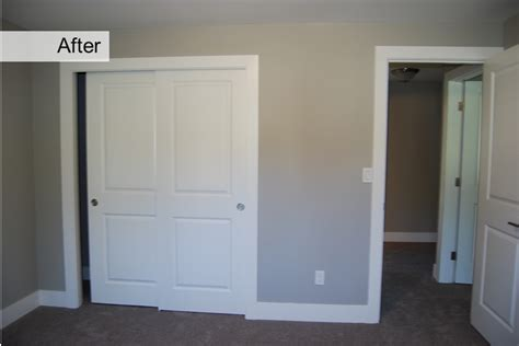 Interior Doors Installation Services Home Upgrades Before After Door Transformations Washington Energy Services