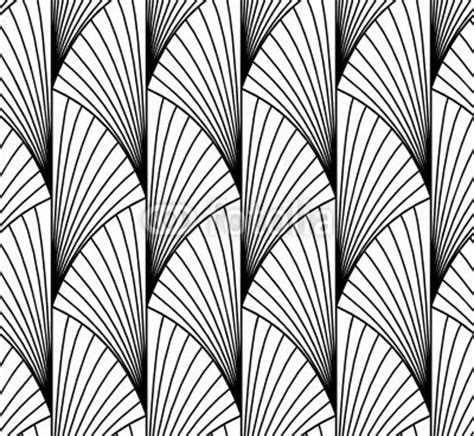 pattern line deco vector seamless pattern wings art deco art deco and