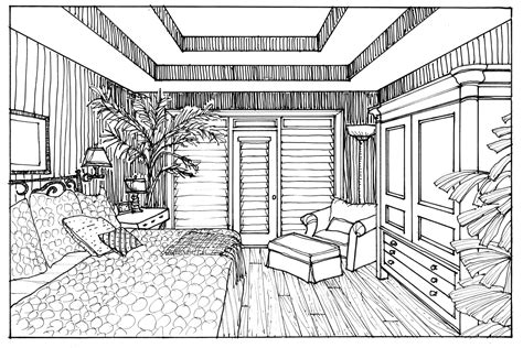 simple popular sketches home design easy interior design sketches easy interior design great using a photograph of an interior space is great tool to