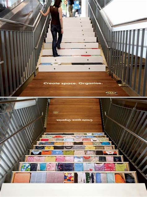 ikea stairs 68 must see floor graphics signs com blog