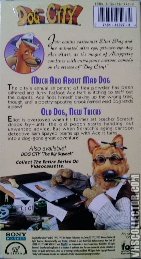 puppy city city much ado about mad vhscollector your analog videotape archive